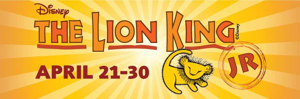 DFT Presents: The Lion King Jr.