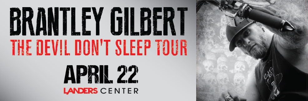 Brantley Gilbert: The Devil Don't Sleep Tour