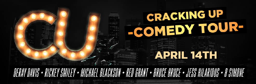 Cracking Up Comedy Tour