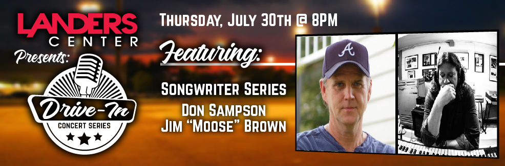 Drive-In Concert: Songwriter Series