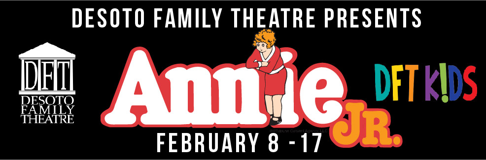 DFT PRESENTS: ANNIE JR!