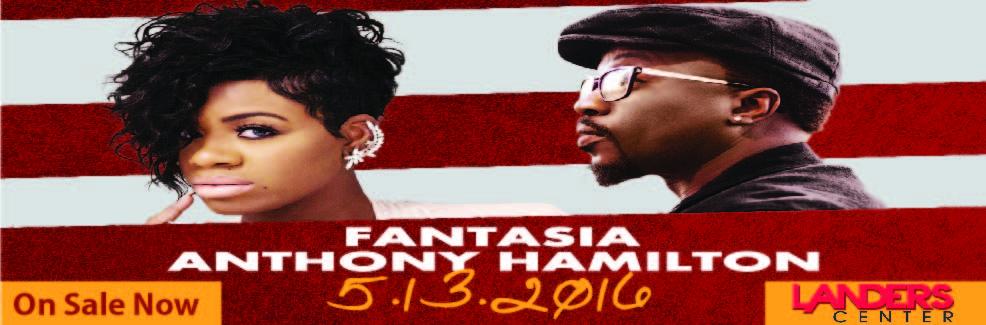 Fantasia & Anthony Hamilton