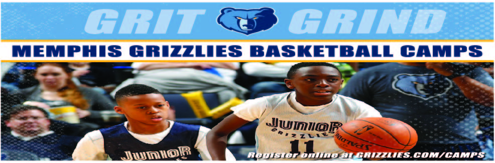 Memphis Grizzlies Basketball Camp