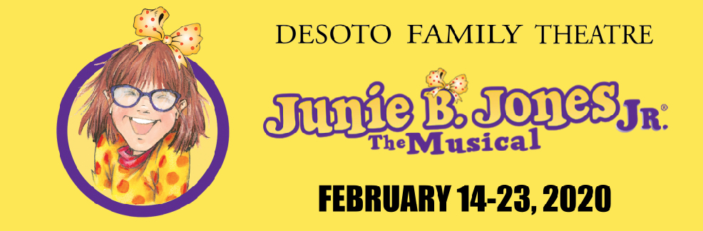DFT PRESENTS: JUNIE B JONES Jr.