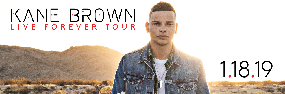 Kane Brown: Live Forever Tour