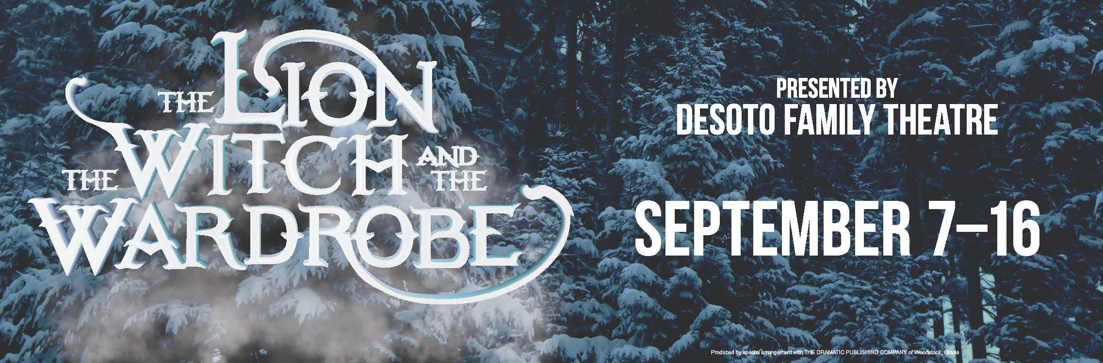 DFT PRESENTS: THE LION, THE WITCH, AND THE WARDROBE
