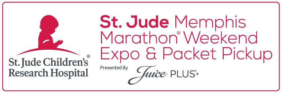 St. Jude Memphis Marathon Expo & Packet Pickup