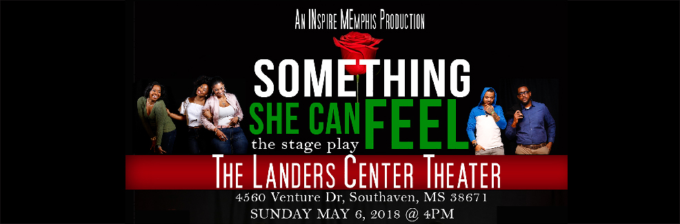 Inspire Memphis Presents: Something She Can Feel
