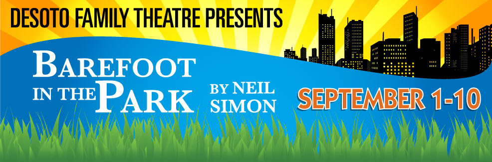 DFT PRESENTS: BAREFOOT IN THE PARK