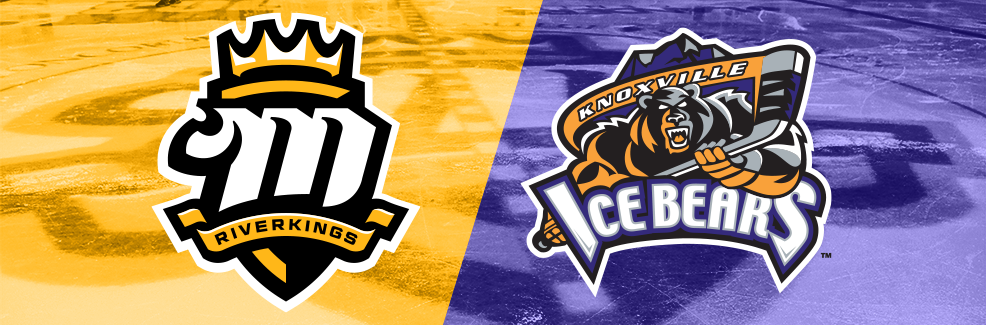 Knoxville Ice Bears vs. Mississippi RiverKings