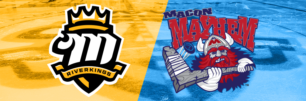 Macon Mayhem vs. Mississippi RiverKings