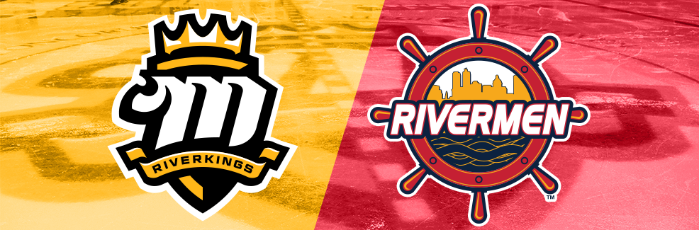 Peoria Rivermen vs. Mississippi RiverKings