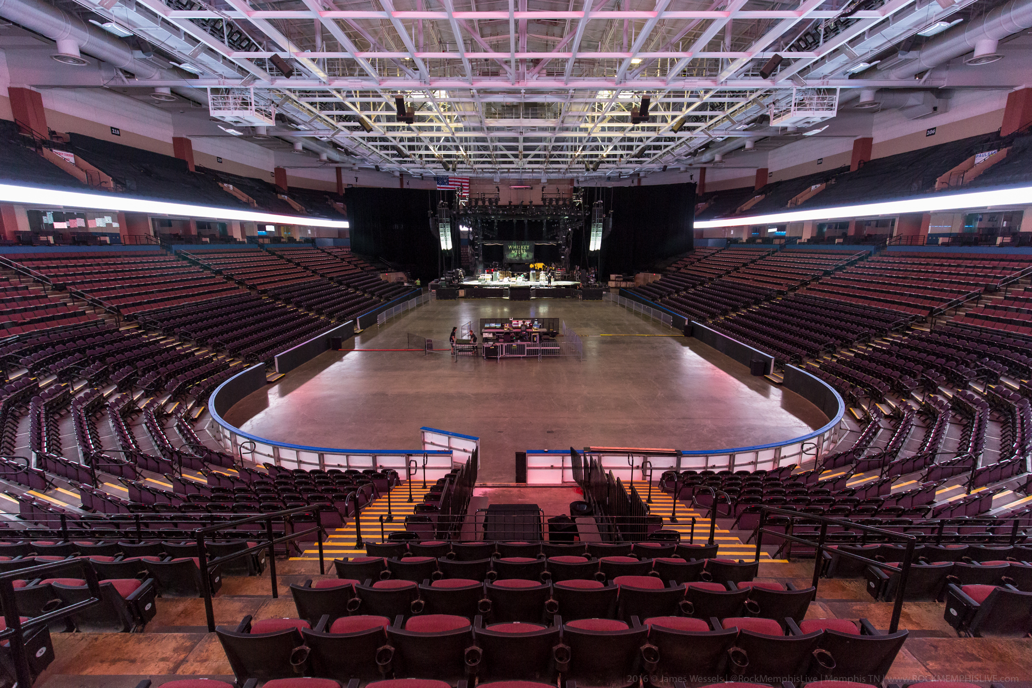 The Landers Center arena is a multi use entertainment venue Capacities and seating configuration will be customized for your event