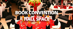 Book Convention Hall Space